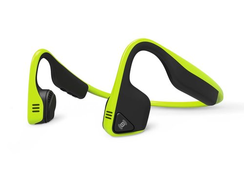 Aftershokz Wireless Trekz Titanium Headphones - Ivy Green