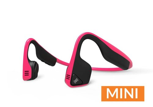 Aftershokz Wireless Trekz Titanium Mini Headphones - Pink