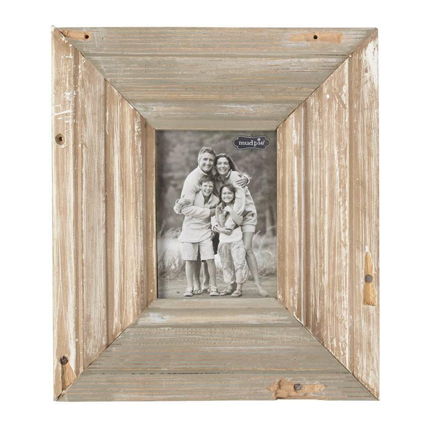 5 X 7 Reclaimed Wood Frame Trousseaux
