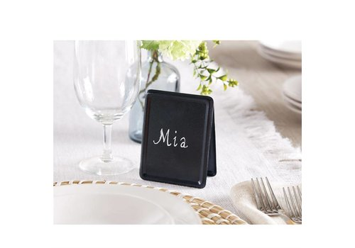 CHALKBOARD PLACE CARD HOLDER
