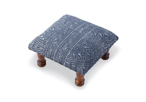 BUNGALOW FOOT STOOL