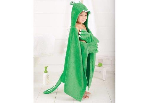 Gator Hooded Towel