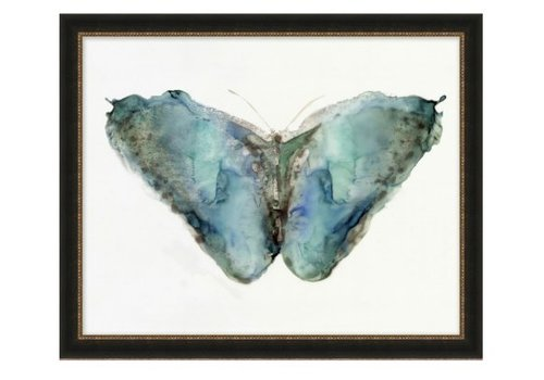 Wendover Art Butterfly Papillons a l'Aquarelle 4-Wall Art