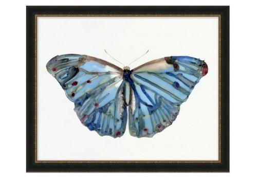 Wendover Art Butterfly Papillons a l'Aquarelle 6-Wall Art