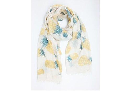 JCSunny Fashion Pineapple  Scarf