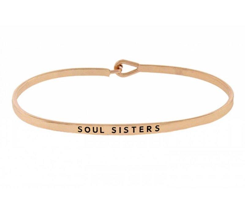 Soul Sisters-Bracelet
