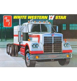 AMT AMT724 White Western Star Semi Tractor