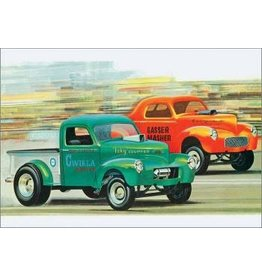 AMT AMT818 1940 Willy's Coupe/Pickup