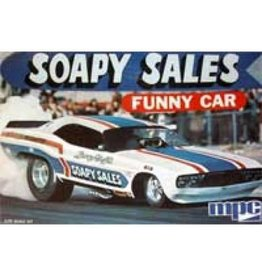 MPC MODELS (MPC) MPC831 1/25 Soapy Sales Challenger Funny Car