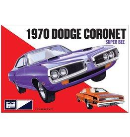 MPC MODELS (MPC) MPC869 1970 DODGE CORONET SUPPER BEE