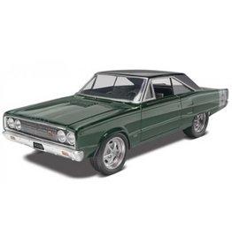 REVELL (REV) (RMX) REV854906 Revell 1/25 '67 Dodge Coronet
