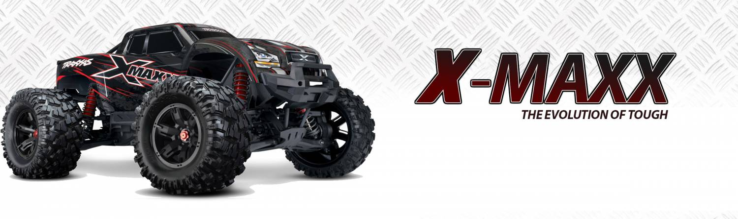 Traxxas X-Maxx - The Evolution of Tough