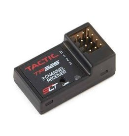 TACTIC (TAC) TACTR325  Tactic 3Ch 2.4GHz Receiver Only TACTR325