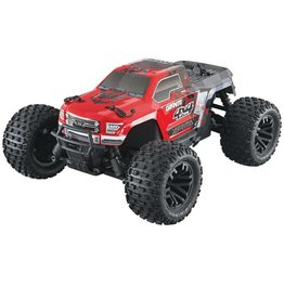 ARRMA (AR) AR102676  ARRMA 1/10 GRANITE 4x4 MEGA Monster Truck RTR Red/Black