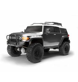 HOBBY PRODUCTS INTERNATIONAL (HPI) HPI116558 HPI Venture FJ Cruiser RTR 4WD Scale Crawler (Gunmetal)