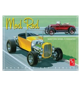 AMT AMT1000 1/25 1929 Ford Model A Roadster (OAS) Mod Rod