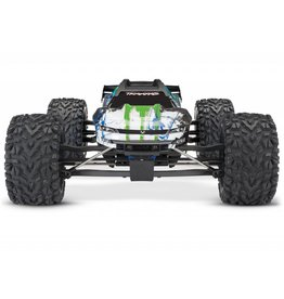TRAXXAS (TRA) TRA86086-4GREEN Traxxas E-Revo VXL 2.0 RTR 4WD Electric Monster Truck (Green)