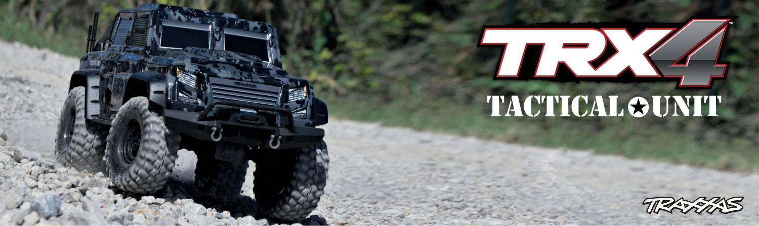 TRX4 Tactical Unit