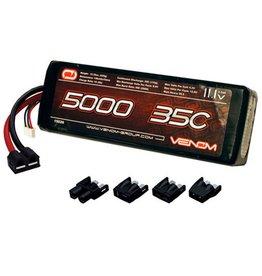VENOM (VNR) VNR15026  35C 5000mAh 11.1v 3S LiPo: UNI 1.0 Plug