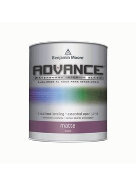 BENJAMIN MOORE ADVANCE  MATTE QUART