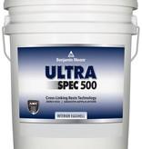 BENJAMIN MOORE N538 ULTRA SPEC 500 INTERIOR EGGSHELL FIVE GALLON BUCKET