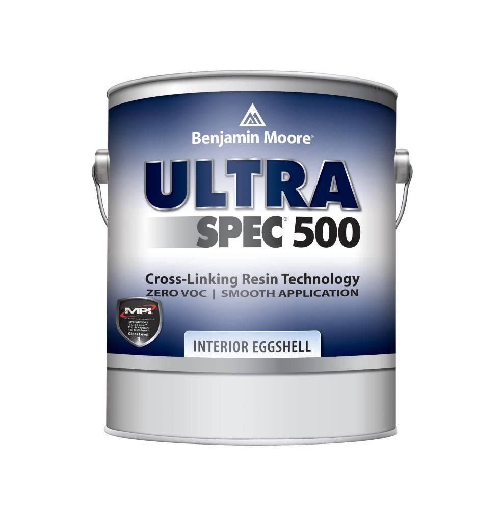 BENJAMIN MOORE N538 ULTRA SPEC 500 INTERIOR EGGSHELL GALLON