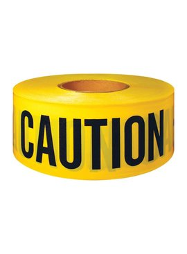 "TAPE CAUTION 3""X300'"