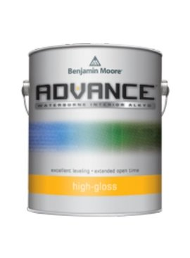 BENJAMIN MOORE ADVANCE HIGH GLOSS GALLON