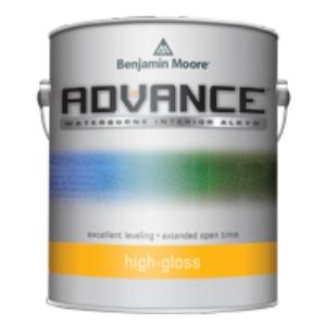 BENJAMIN MOORE N794 ADVANCE WATERBORNE HIGH GLOSS QUART