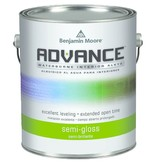 BENJAMIN MOORE 0793 ADVANCE WATERBORNEB SEMI GLOSS QUART