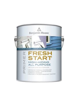 BENJAMIN MOORE Fresh Start High-hiding Primer Gallon