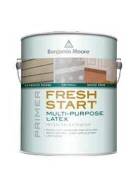 BENJAMIN MOORE Multi-Purpose Fresh Start Primer Gallon