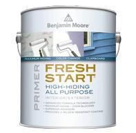 BENJAMIN MOORE 0046 Fresh Start High-hiding Primer Quart