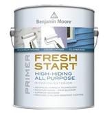 BENJAMIN MOORE 0046 Fresh Start High-hiding Primer Five Gallons