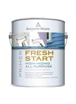 BENJAMIN MOORE Fresh Start High-hiding Primer  Five Gallons