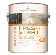 BENJAMIN MOORE 0024 Fresh Start oil based alkyd Primer Quart