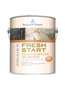 BENJAMIN MOORE Fresh Start Oil based Primer Gallon