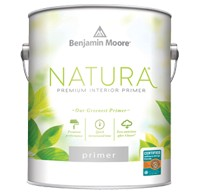 BENJAMIN MOORE 0511 NATURA INTERIOR WHITE PRIMER ONE GALLON