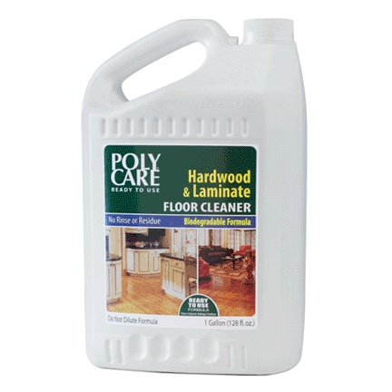 POLYCARE CLEANER GALLON READY TO USE