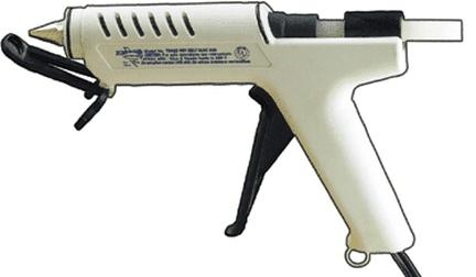 LEVER ACTION GLUE GUN