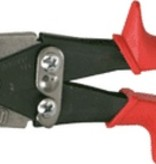 APEX TOOL GROUP COMPOUND ACTION SNIPS LEFT CUTS RED GRIPS