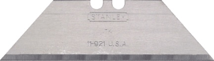 STANLEY TOOLS COMPANY 1992 UTILITY KNIFE BLADE
