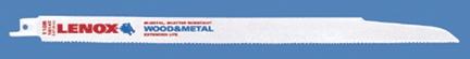 LENOX 5PK LENOX 20583 110R 12'' 10/14TPI BI-MTL HVY DTY REC SAW B