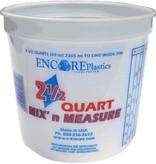 2.5 QUART MIX N MEASURE CONTAINER