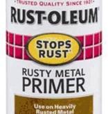 RUST-OLEUM STOPS RUST RUSTY METAL PRIMER 12 OZ