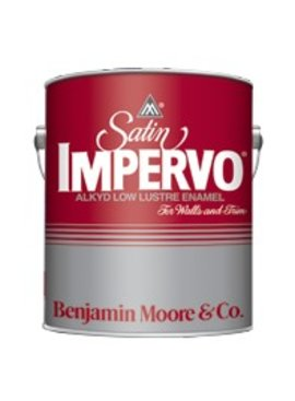 BENJAMIN MOORE SATIN IMPERVO GALLON