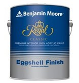 BENJAMIN MOORE N319 REGAL CLASSIC INTERIOR EGGSHELL GALLON