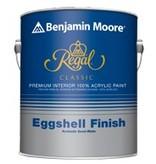 BENJAMIN MOORE N319 REGAL CLASSIC INTERIOR EGGSHELL QUART