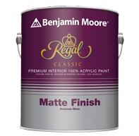 BENJAMIN MOORE N221 REGAL CLASSIC INTERIOR MATTE QUART