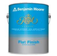 BENJAMIN MOORE N215 REGAL CLASSIC INTERIOR  FLAT QUART